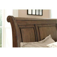 Picture of Flynnter King Sleigh Stg Bed