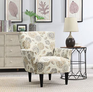 Picture of Taupe Accent Chair