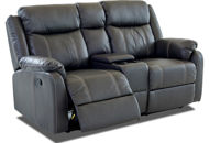 Picture of Domino II Reclining Loveseat